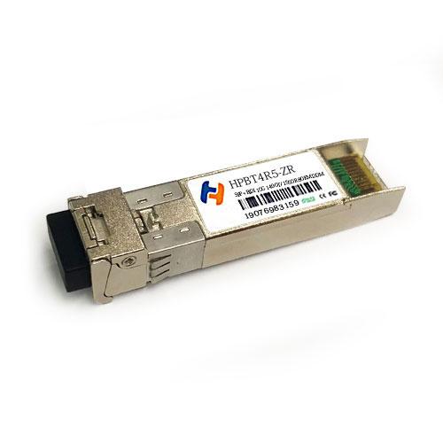 SFP+ 10G 单纤 1490nm TX/1550nm RX 80km